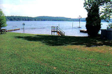 picture of swimming area